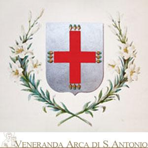 Logo Veneranda Arca di sant'Antonio